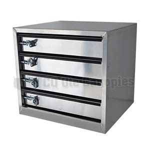Drawer Module by 4 Drawer Module 535 X 460 X 495mm Cq Ute Canopies