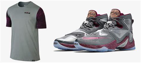 Tshirt Nike Lebron Limited nike lebron 13 opening shirt sneakerfits