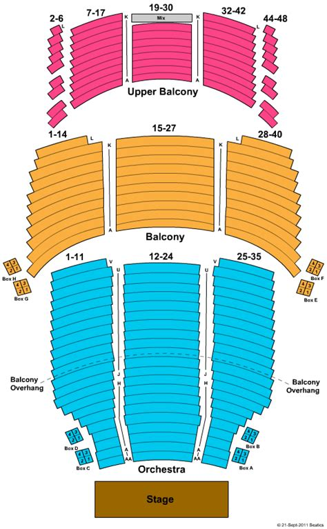 theatre royal seating chart backbeat tickets discount backbeat theatre tickets at
