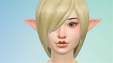 The Nymph Elf Ears by NotEgain // Skin by    AMS Sims