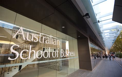 Australian School Of Business Agsm Mba Fees by Vice Chancellor And Asb Dean Announce Departure From Unsw