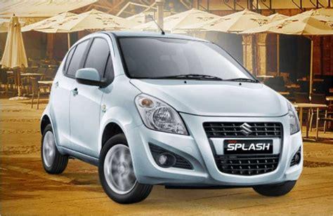 Mobil Suzuki Splash suzuki new splash jual mobil baru