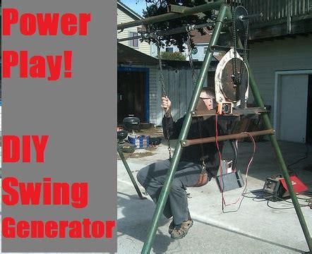 swing power generators pdf power play diy swing generator the prepared page