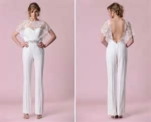 wedding jumpsuits 16 stylish creations hitched co uk