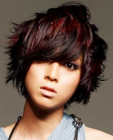 best haircuts for pronounced cheek 96 best cute cuts color images on pinterest hair cut