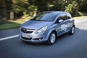 Opel Corsa Eco Opel Vauxhall Corsa Ecoflex 4