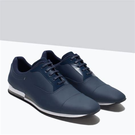 Casual In Navy Blue navy blue mens casual shoes