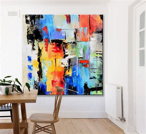 modern wall painting abstract painting contemporary wall large abstract