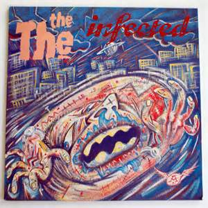 The The The The Infected Vinyl Lp