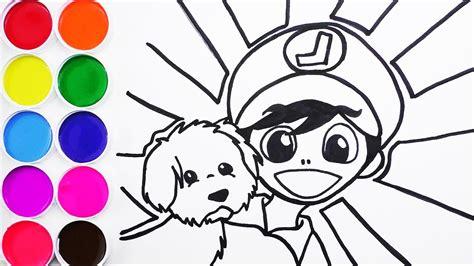 imagenes para enamorar y colorear c 243 mo dibujar y colorear un ni 241 o aprende colores para