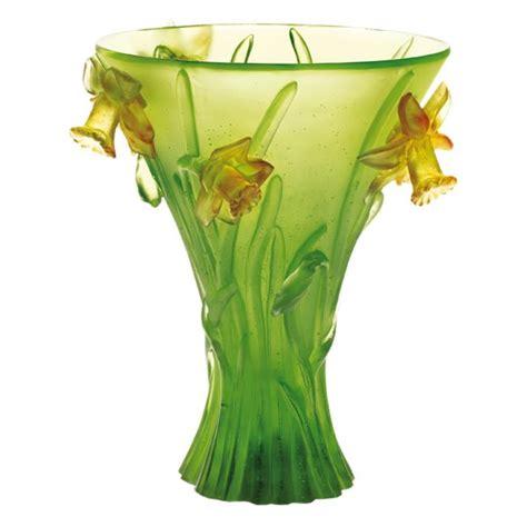 Daffodil Vase by Daum Nancy Daffodils Vase Vases Ewers Jugs Crocks