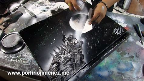 spray paint wolf wolf howling spray paint
