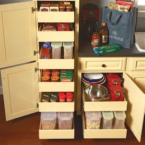 kitchen rollout storage ideas quecasita
