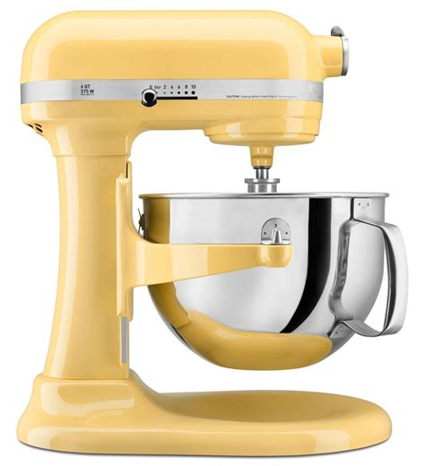 kitchenaid 174 pro 600 6 quart bowl lift stand mixer kp26m1x
