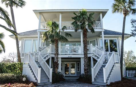oceanfront cottages tybee a tybee time ga