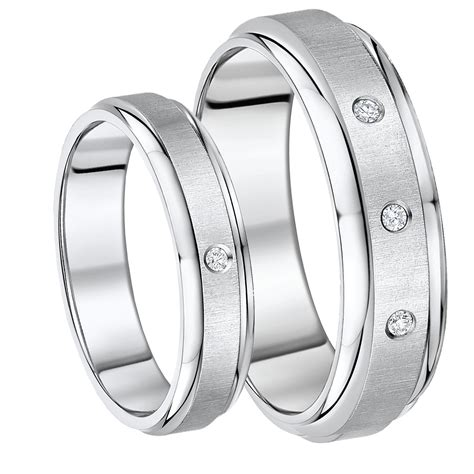 his and hers titanium set wedding bands 5 7mm