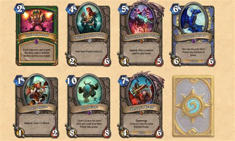 hearthstone the grand tournament expansion will include new cards board - The Grand Gift Card