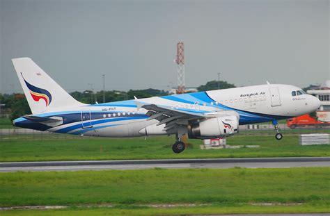 File:Bangkok Airways Airbus A319-132; HS-PGT@BKK;29.07 ...