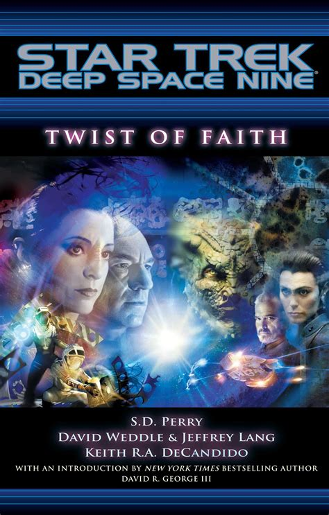 twist of faith books trek space nine twist of faith ebook by s d