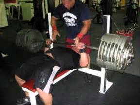 Worlds Best Bench Press Worlds Heaviest Bench Press World Record Holder 2012