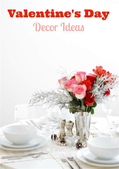 4 Fun Valentines Day Decor Ideas Family Focus Blog | 4 fun valentines day decor ideas family focus blog