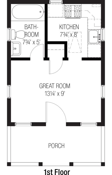 guest house plans 500 square feet guest house plans 500 square feet 8317