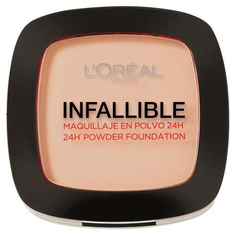 L Oreal Infallible Powder buy l oreal infallible powder compact 123 warm vanilla