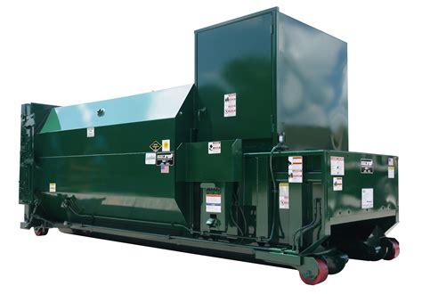 garbage compactor rj 250sc rj 250ht compactors metro compactor service