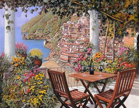 imagenes de paisajes italianos im 225 genes arte pinturas paisajes pinturas hiperrealistas