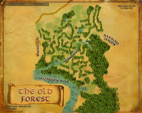 lotro old forest map the old forest maps lord of the rings online zam
