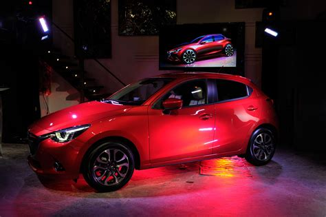 what company makes mazda all 2016 mazda2 makes debut in montreal