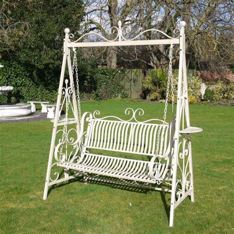 garden swing chair uk 15 garden swing seats for relaxing your mind top