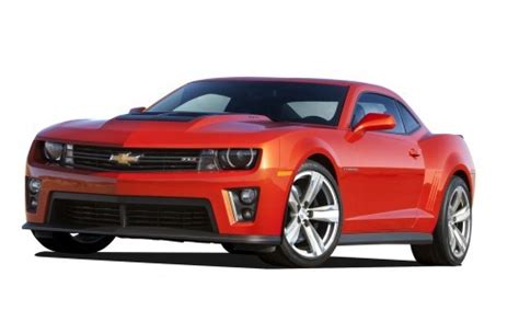 four of the best new american muscle cars