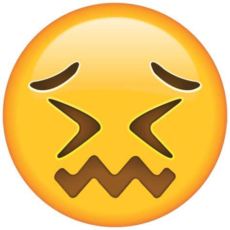 confounded face emoji emoji island