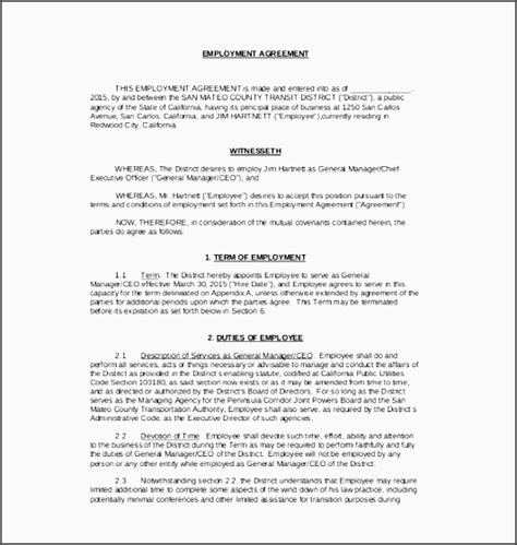 in principle agreement template agreement in principle template emsec info