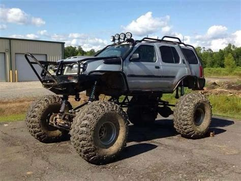 nissan xterra lifted off road radical off road nissan xterra favorite cars pinterest