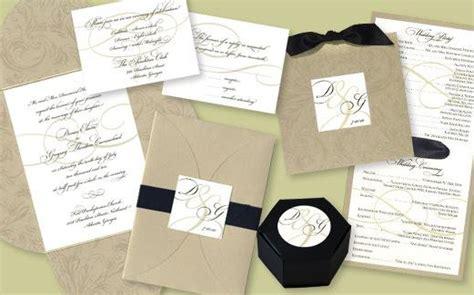 How To Stuff Wedding Invitations
