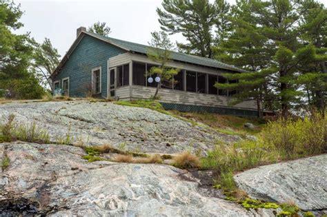 georgian bay cottages for sale killkare island georgian bay cottages for sale waterfront