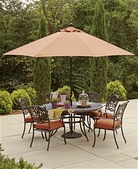 Macy Patio Furniture Chateau Outdoor Dining Collection Furniture Macy S