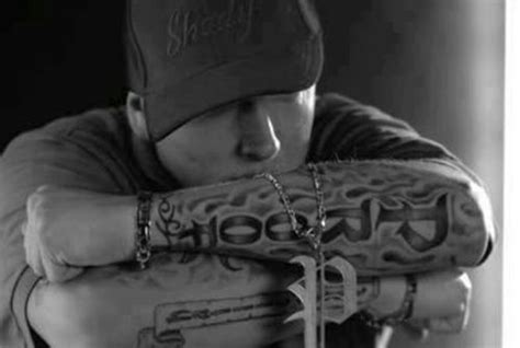 eminem proof tattoo eminem concerts