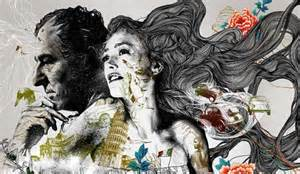stunning illustrations by gabriel moreno