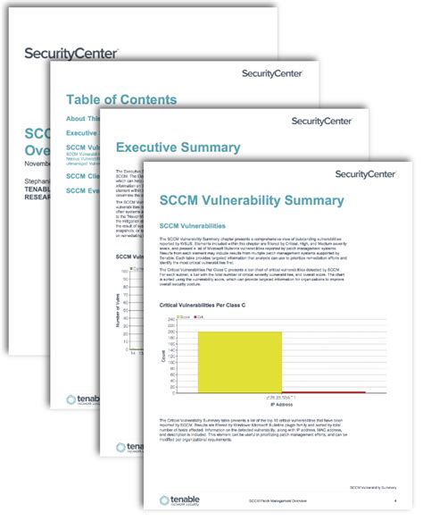 patch management report template sccm patch management overview sc report template tenable