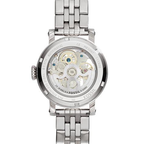 Harga Jam Tangan Merk Fossil Quartz jam tangan wanita fossil me3067 boyfriend original