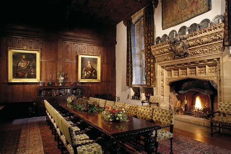 castle dining room spotlight on the castle the dining hall hever castle