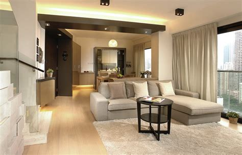 Small Luxury Flat In Hong Kong Idesignarch Interior Design Architecture Interior interior design hong kong apartment best accessories home 2017