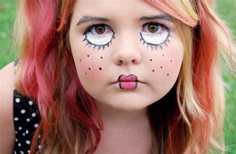 imagenes de maquillaje halloween para niños maquillaje para ni 241 os manualidades para ni 241 os