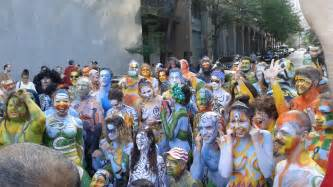 painting new 2015 annual bodypainting day 2015 new york