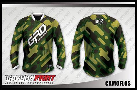 desain jersey downhill koleksi desain jersey sepeda downhill 02 garuda print