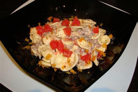 cucina macrobiotica ricette facili orecchiette con salsiccia e pomodori ricetteconarte