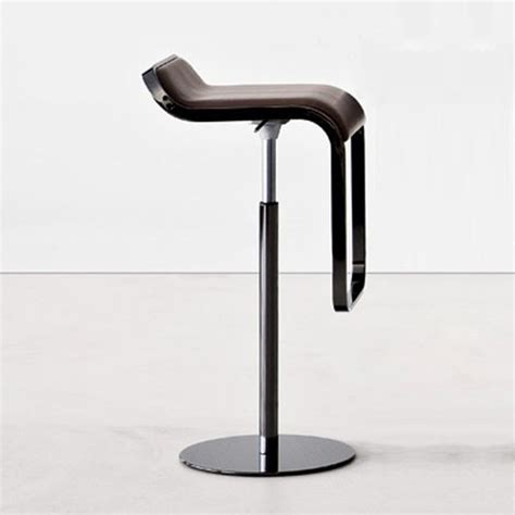 modern stool bar lem height adjustable bar stool modern bar stools and